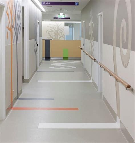 Hospitals Laboratories Clinics Vinyl Flooring, Hotel