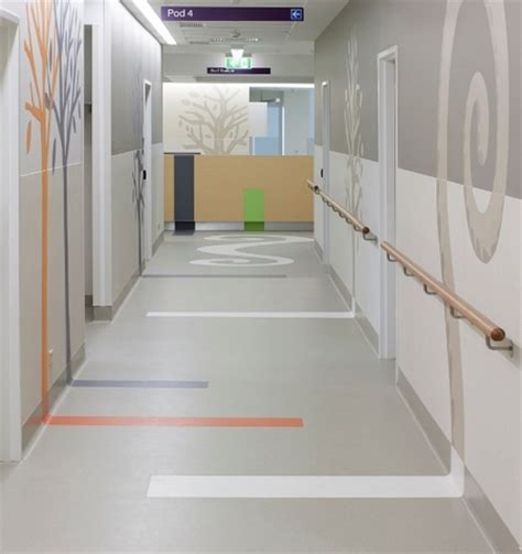 Hospitals Laboratories Clinics Vinyl Flooring, Hotel