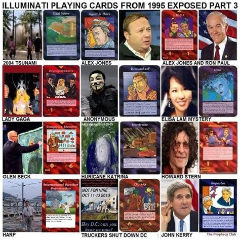 illuminati card cards were these illuminati cards really made in 1995 quora