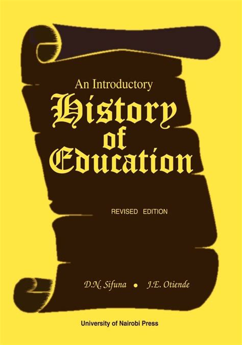 reference books for history of education books collective an introductory history of education