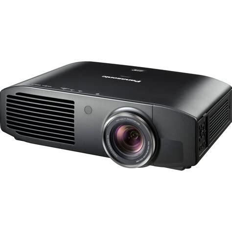 panasonic pt aeu hd  home cinema projector pt