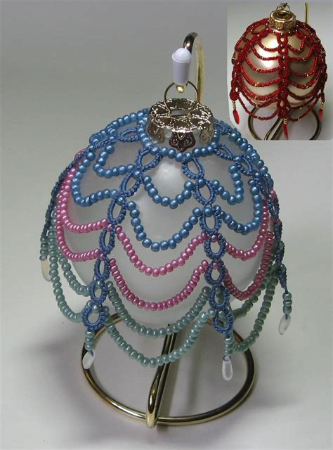 patterns for beaded ornaments