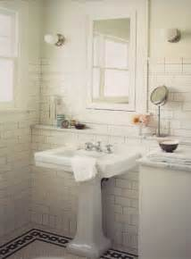 Subway Tile Bathroom Floor Ideas White Subway Tiles Marley And Lockyer