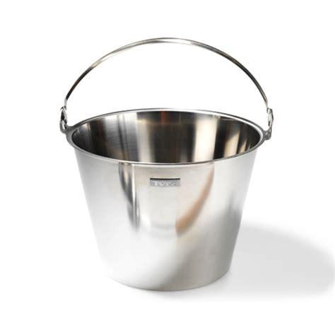 Steel Shower Baths tylo wooden sauna water bucket with rope handle