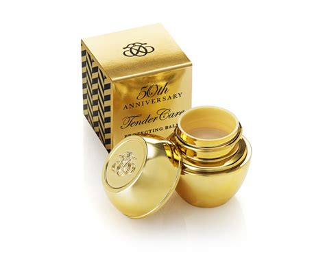 Oriflame Tender Care 50th Anniversary Protecting Balm tender care protecting balm 50th anniversary special edition