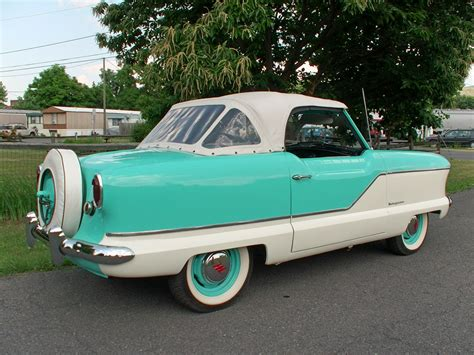Car Upholstery Specialists Gassman Automotive Amp Upholstery 1958 Nash Metropolitan