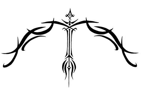 sagittarius arrow tattoo design sagittarius tattoos page 27