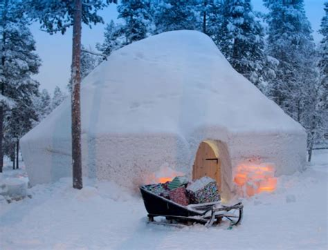 Igloo House | 17 igloos that are real grand designs and make you want to