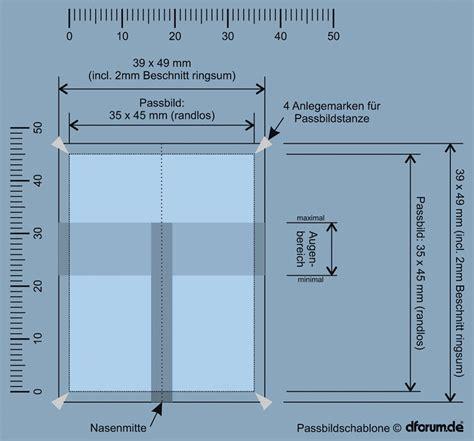 Muster Vorlagen Photoshop Biometrisches Passbild Photoshop Vorlage Und Generator Ifun De