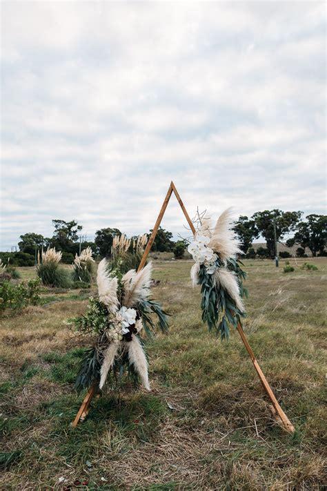 Wedding Arch Perth by Story Triangle Wedding Arch Peggy Saas