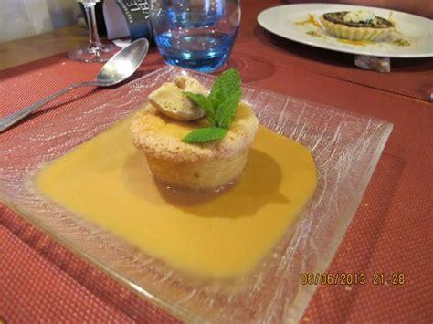 Gâteau de pomme de terre, caramel beurre salé Photo de Le Velo Noir, Noirmoutier en l'Île