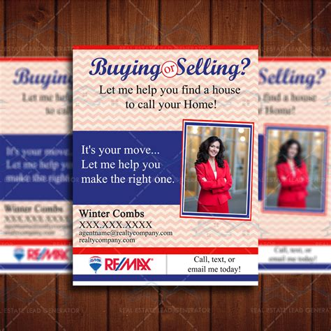 real estate branding flyer realtor branding brochure