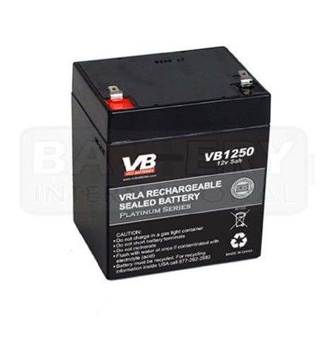 Liftmaster Garage Door Battery Replacement by Vici Battery Replacement Battery For Liftmaster 485lm