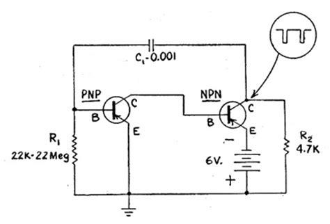 npn transistor oscillator michael covington s daily notebook
