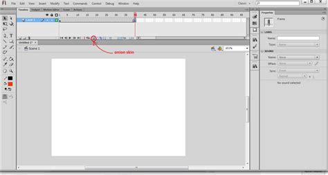 membuat iklan animasi dengan adobe flash membuat animasi perubahan bentuk dengan adobe flash