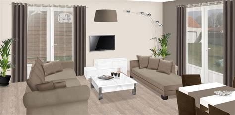 Superbe Decoration Salle Salon Maison #2: photo-deco-decoration-salon-taupe-conseil.jpg