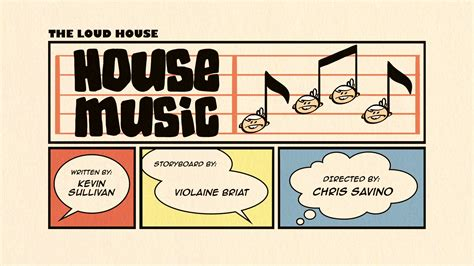 music in the house house music the loud house encyclopedia fandom powered by wikia
