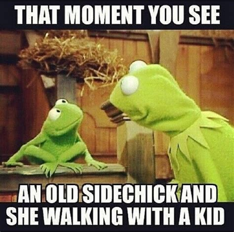 Kermit The Frog Memes - baby daddy kermit quotes none of my business quotesgram
