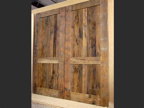northstar woodworks reclaimed doors craftsmanship