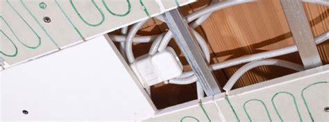 raffrescamento a soffitto impianto raffrescamento a pavimento e o soffitto icos