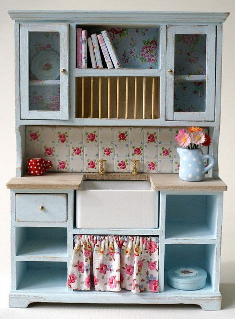 dollhouse furniture kitchen 380 best images about shabby chic minis on