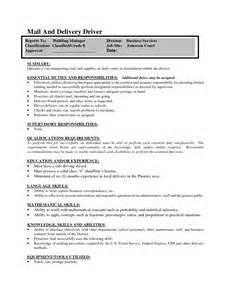 Delivery Sle Resume by Ups Resume Driver Sales Driver Lewesmr
