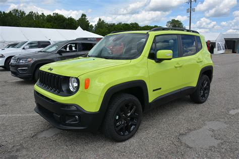 purple jeep renegade 2018 jeep renegade colors brilliant renegade exterior