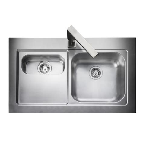 mezzo bowl 1 2 kitchen sink