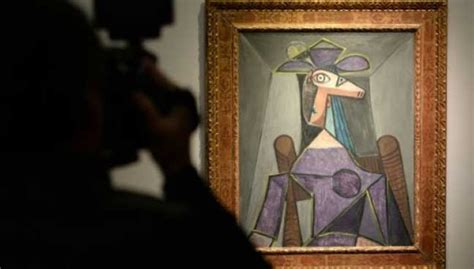 picasso painting sale today picasso s set to fetch millions at sale