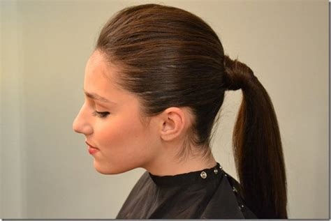 ponytails for a line cuts back to school hairstyle trends and fads the hairstyle