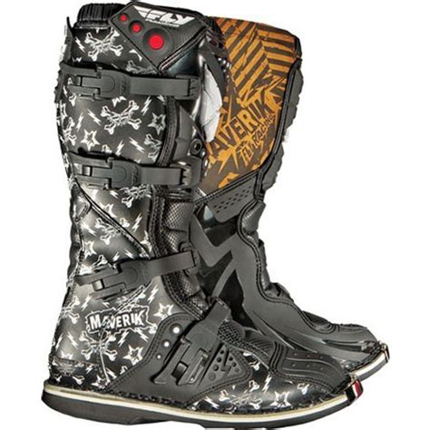 fly motocross boots 119 95 fly racing maverik mx boots 87654