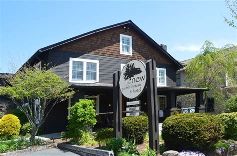 Boutique Hotel Restaurant In Downtown Blowing Rock North Carolina The New Public