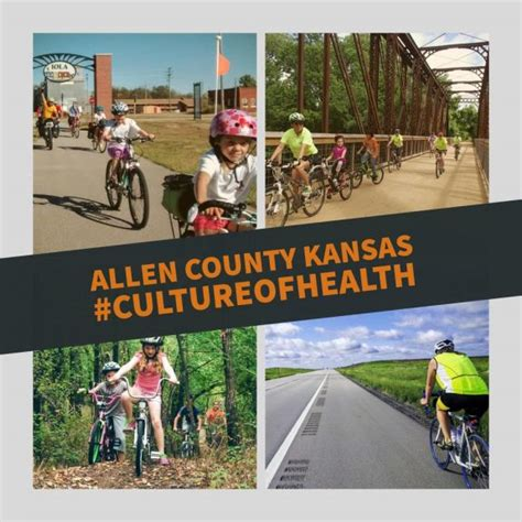 Allens Work Ethic by Building A Rural Bicycle Friendly Community In Allen