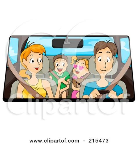 family car clipart royalty free rf clipart illustration of a woman driving
