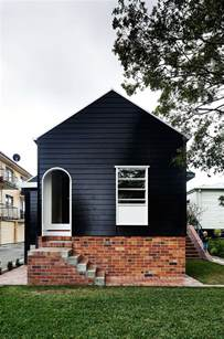 black homes for west end cottage renovation a photo essay habitusliving