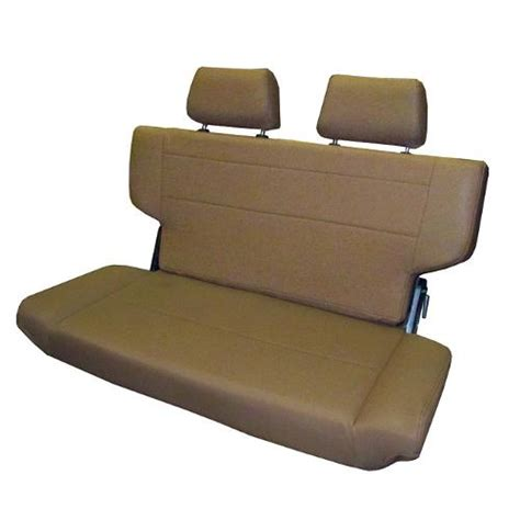 bronco bench seat rear bench seat fold tumble spice 40 quot wide toms