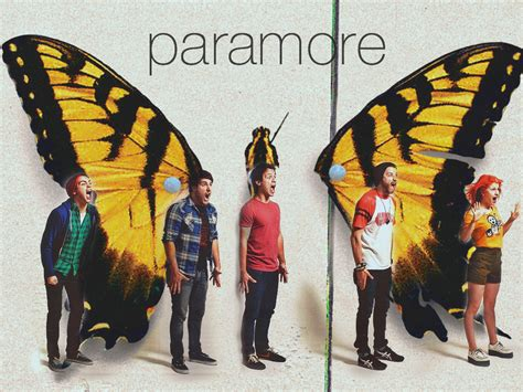 paramore rockin and rollin in your brain cells