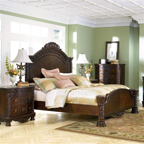 buy north shore panel bedroom set by millennium from www millennium north shore queen panel bed furniture