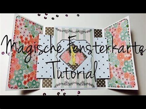 scrapbooking tutorial deutsch youtube scrapbooking video pinterest deutsch karten