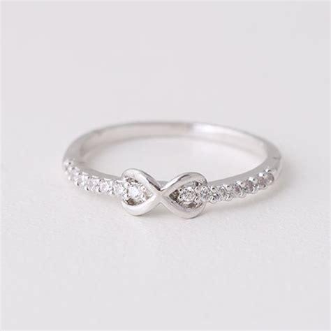 white gold infinity rings white gold infinity ring white gold