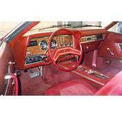 Dark Red 1975 Ford Mustang II Coupe  MustangAttitudecom Photo Detail