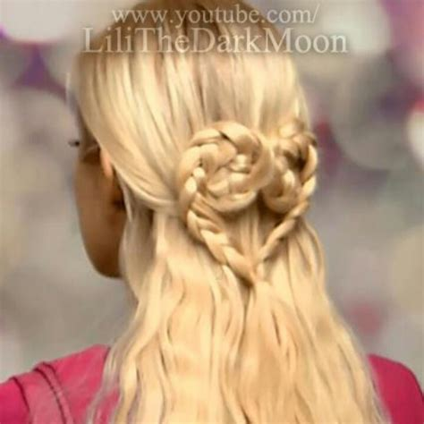 lilith moon josephine hairstyle tutoriol 10 images about hair styles on pinterest lilith moon