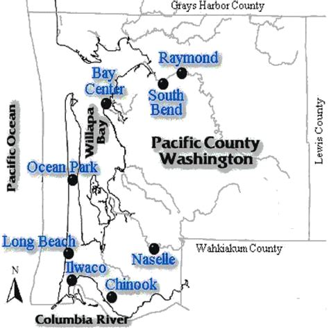 Pacific County Property Records Search Pacific County Washington Real Estate