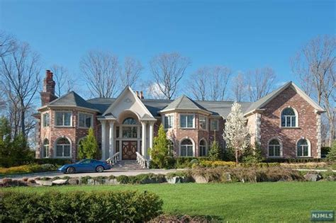 designer homes for sale newly listed 19 room mansion in saddle river nj homes