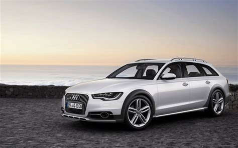 Audi A6 2013 by Audi A6 Allroad 2013 Widescreen Car Pictures 30 Of