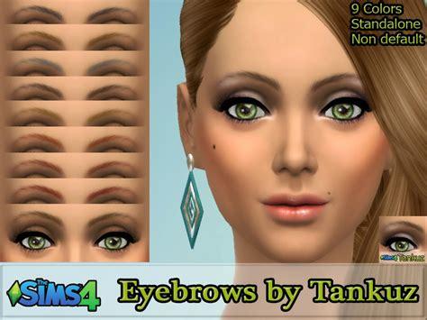 hair 258m sac at may sims 187 sims 4 updates sims 4 child eyebrows eyebrows 01 at sac 187 sims 4