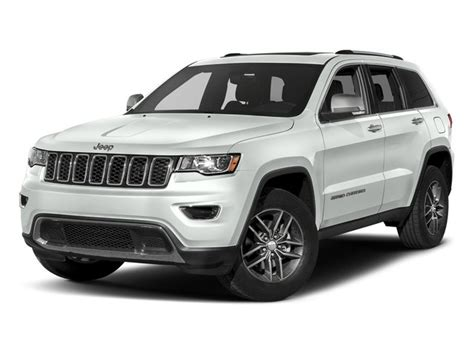 dodge jeep white 2018 jeep grand cherokee limited plymouth charter township