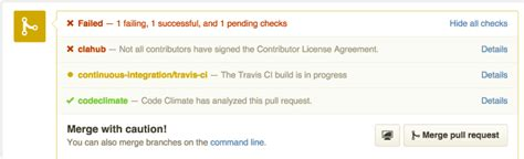 Background Check Pending Status Unit Testing Getting Multiples Checks For Github Pull Request Using Jenkins Stack