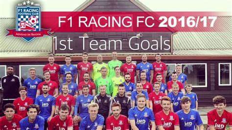 F1 Racing 17 f1 racing fc 2016 17 1st team goals