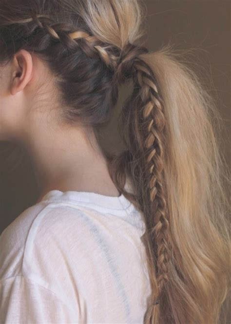 easy hairstyles for everyday of the week 7 easy hairstyles for every day of the week musely